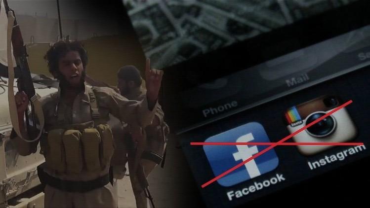 Revelan qué aplicaciones utilizan los terroristas del Estado Islámico para comunicarse