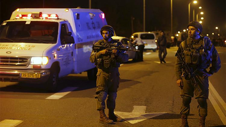Mueren tiroteados dos israelíes y un turista estadounidense en Cisjordania