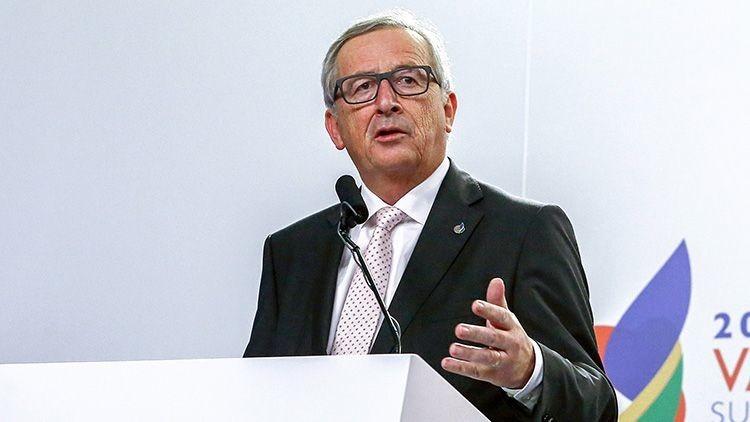 Juncker escribe una carta a Putin para estrechar lazos comerciales con Rusia