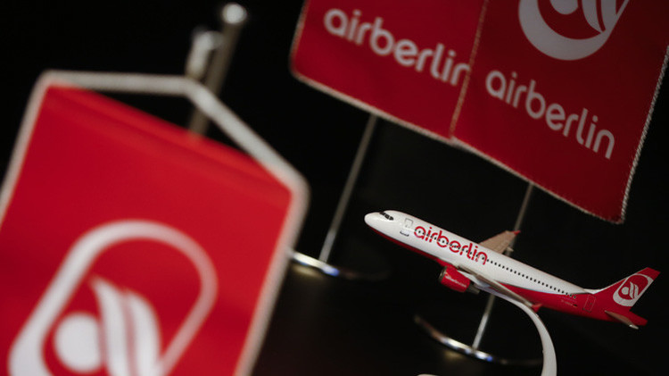 Un vuelo de Air Berlin declara una emergencia a bordo