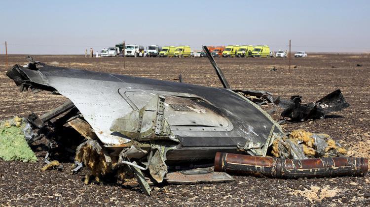 """""""El atentado a bordo del A321 puede ser una venganza por la lucha de Rusia contra el EI"""""""