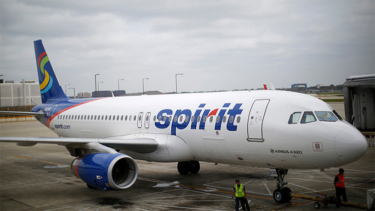 Un avión realiza un aterrizaje de emergencia en Florida por una amenaza de bomba