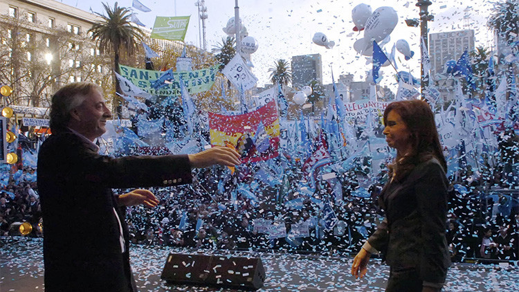 COBERTURA ESPECIAL: Argentina, ante el fin de una época que cambió su historia