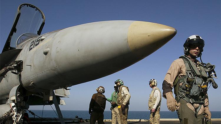 Pilotos estadounidenses: la Administración Obama bloquea el 75% de los ataques contra el EI
