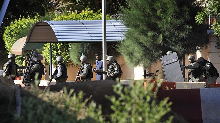 Fuerzas Especiales de EE.UU. participan en la liberación de los rehenes del hotel de Mali