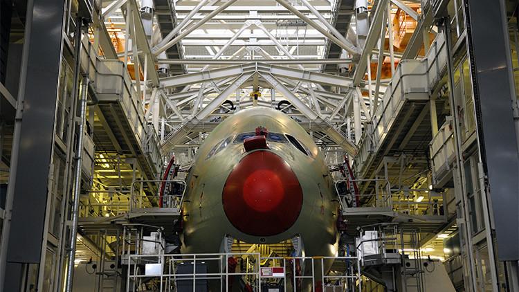 Francia: evacúan la fábrica de Airbus en Toulouse por una amenaza de bomba