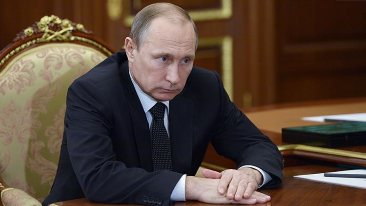 """Putin sobre el operativo en Siria: """"Hemos hecho un gran trabajo, pero no es suficiente"""""""