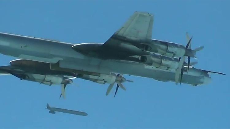Más de 600 terroristas han muerto tras los ataques rusos con misiles de crucero desde el Caspio