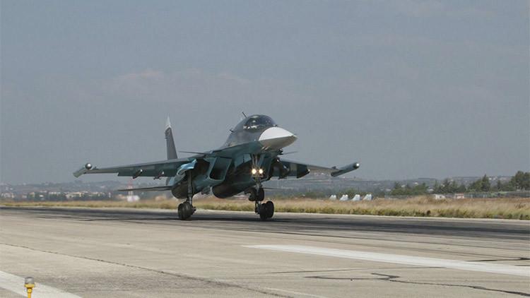 Rusia duplica su aviación en Siria