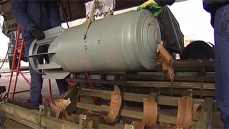 Golpe implacable: Rusia lanza más de 100 misiles de crucero y 1.400 toneladas de bombas en Siria