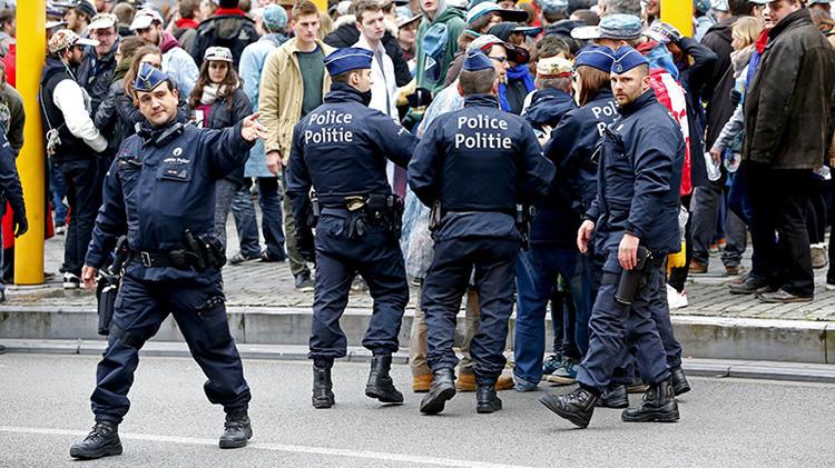 """""""Ataque inminente"""": Bruselas aumenta al nivel máximo la alerta terrorista"""