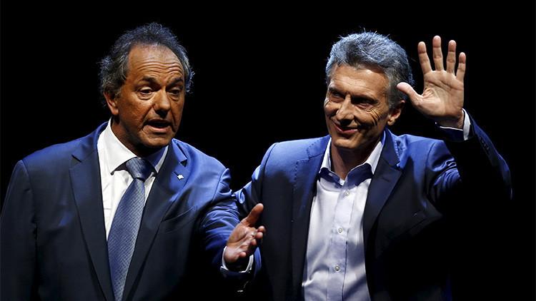 COBERTURA ESPECIAL: Argentina se enfrenta a su primer balotage presidencial en la historia