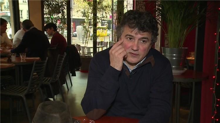 """Experiodista de 'Charlie Hebdo': """"Es importante poder ver una situación humorística en el infierno"""""""