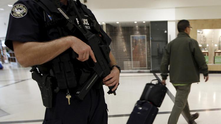 EE.UU. podrá detectar cinturones explosivos a una distancia de 100 metros