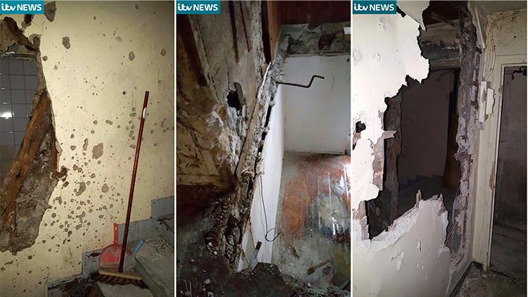 Primeras fotos: Así quedó el apartamento donde abatieron al cerebro de los atentados en París