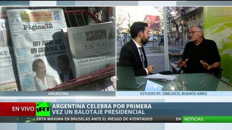 """""""Una gran incógnita en las elecciones argentinas es el tema de la economía"""""""