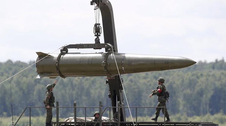 Rusia desarrolla nuevos misiles tácticos para el sistema Iskander-M