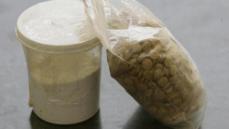 Incautan en Turquía 2 toneladas de anfetamina destinada al Estado Islámico