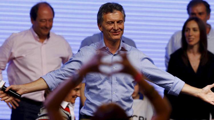 """Mauricio Macri: """"Queremos afianzar buenas relaciones con Latinoamérica y con todos países del mundo"""""""