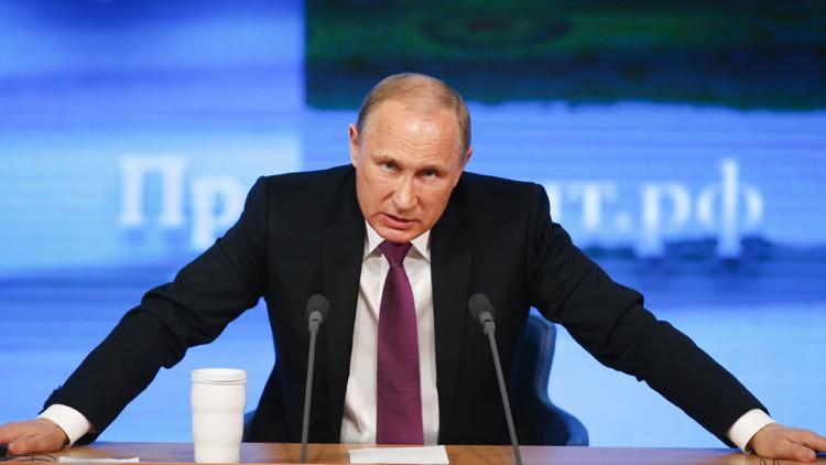'Forbes' vaticina el triunfo de Rusia y el levantamiento de las sanciones