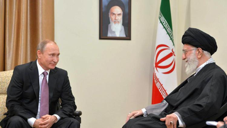 Del gas al Estado Islámico: la primera visita de Vladímir Putin a Irán en ocho años