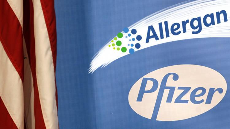 Pfizer y Allergan se fusionan y crean la mayor compañía farmacéutica de la historia