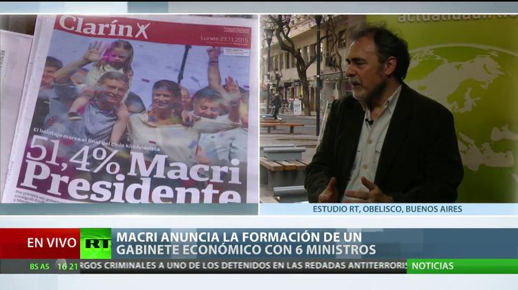 """Economista: """"Hay una diferencia significativa entre los enfoques de Scioli y Macri"""""""
