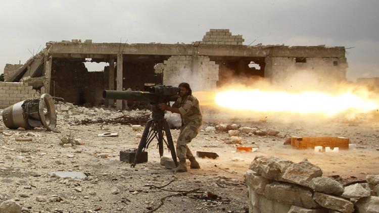 Regalos del tío Sam: el Frente al Nusra agradece a la 'oposición moderada' siria las armas de EE.UU.