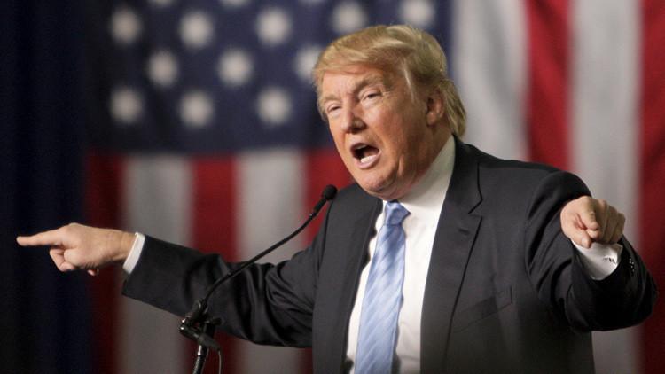 Donald Trump propone vigilar mezquitas  y registrar a todos los musulmanes en EE.UU.