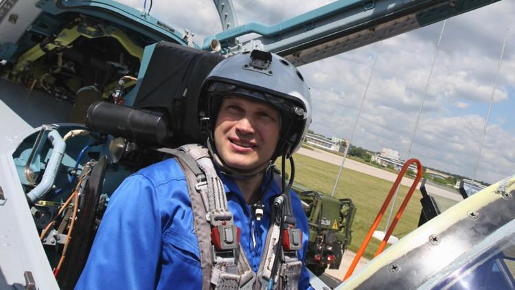 T-50: detalles del futurista caza ruso revelados por su piloto de pruebas