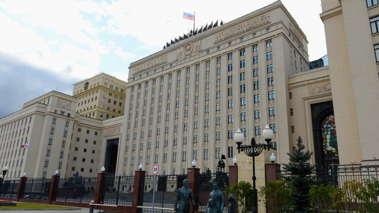 Ministerio de defensa ruso se prepara para nuevos actos for Ministerio de defenza