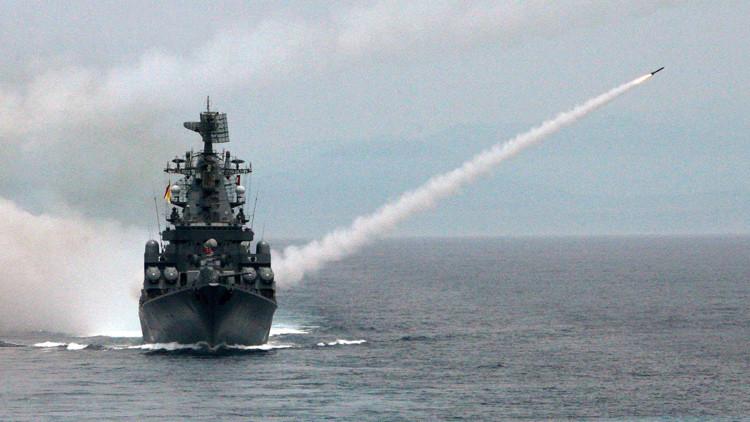 Rusia fortalecerá su presencia en Siria con el envío de un crucero a Latakia