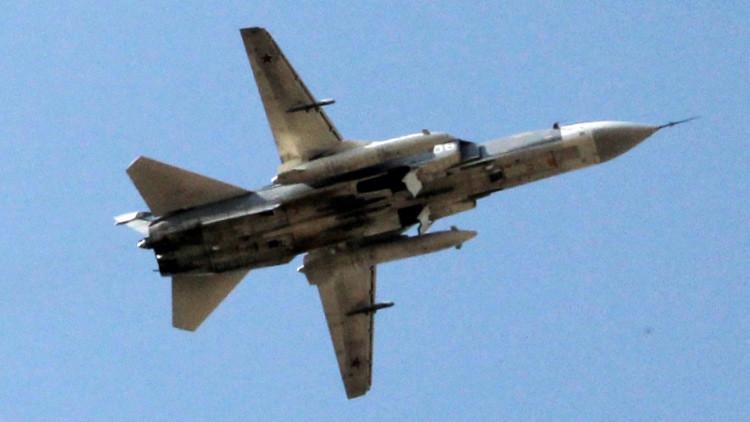 Rusia confirma la muerte de un piloto del avión Su-24 derribado por Turquía