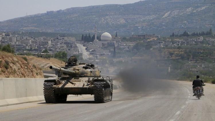 El Ejército sirio expulsa al EI de todos los pueblos alrededor de estratégico aeródromo de Alepo