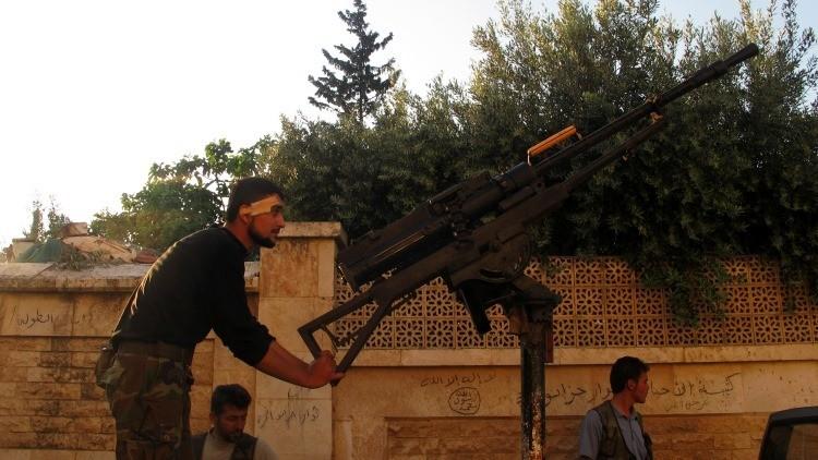 """Washington: """"Turquía y rebeldes sirios apoyados por EE.UU. pueden defenderse, los demás no"""""""