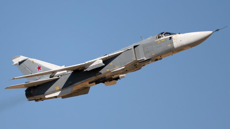 """Oficial de EE.UU.: """"El Su-24 fue derribado en el espacio aéreo de Siria"""""""