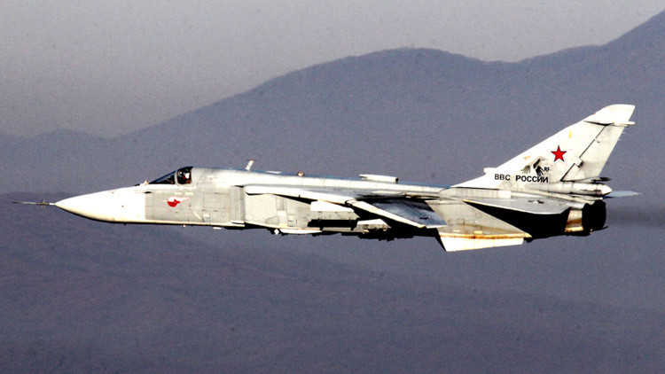 ¿Derribado en 17 segundos?: la versión turca del ataque al Su-24 ruso se desmorona