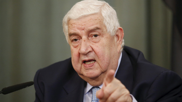 Walid al Muallem