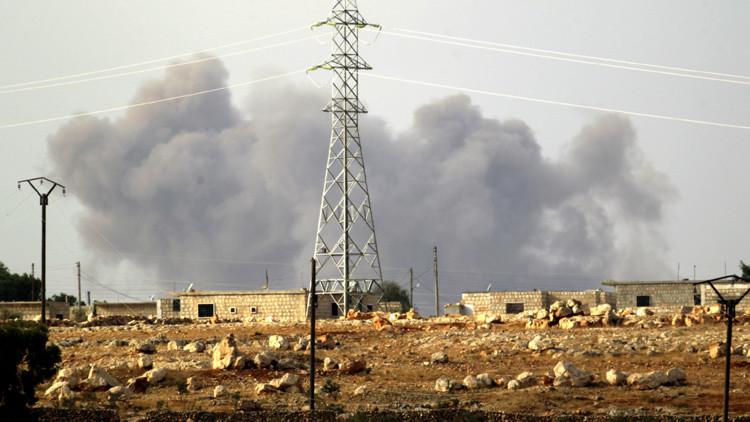 """""""Rusia hace mucho más en la lucha antiterrorista en Siria que la coalición internacional"""""""