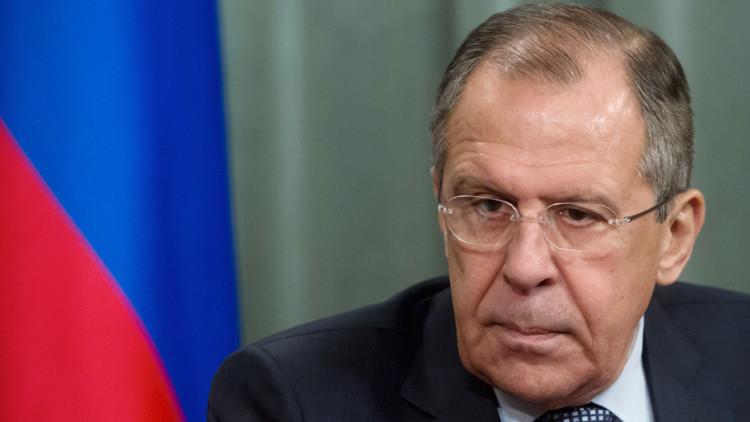 """Lavrov: """"El ataque al Su-24 parece una provocación planeada"""""""