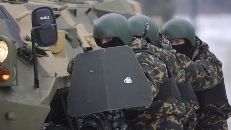 Rusia pone en alerta una unidad antiterrorista en el sur del país