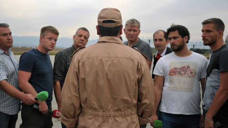 Revelan los dramáticos detalles del rescate de un piloto del Su-24 derribado por Turquía