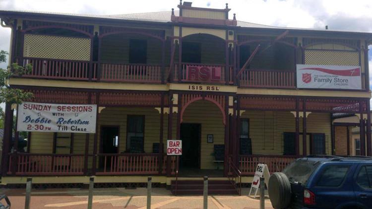 Orgullosos de vivir en Isis, el poblado australiano que no quiere cambiar su nombre