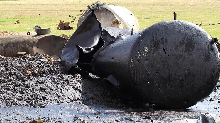 """""""¡Salgan de sus camiones y corran!"""": EE.UU. advierte al EI de sus ataques aéreos"""