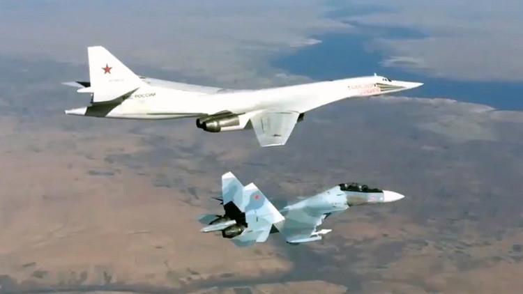 """Experto: """"Táctica de Rusia en Siria es una revolución en el campo militar"""""""