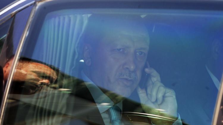 Rusia comenta la llamada de Erdogan