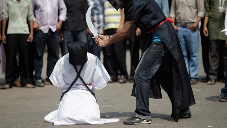Viernes negro al estilo saudita: Riad decapitará a más de 50 personas en un día