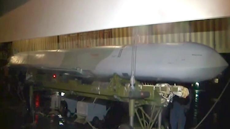 Rusia estrena ante el Estado Islámico una de sus temibles armas secretas
