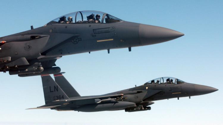 EE.UU. cesa sus bombardeos al EI tras el despliegue del sistema antiaéreo ruso S-400 en Siria