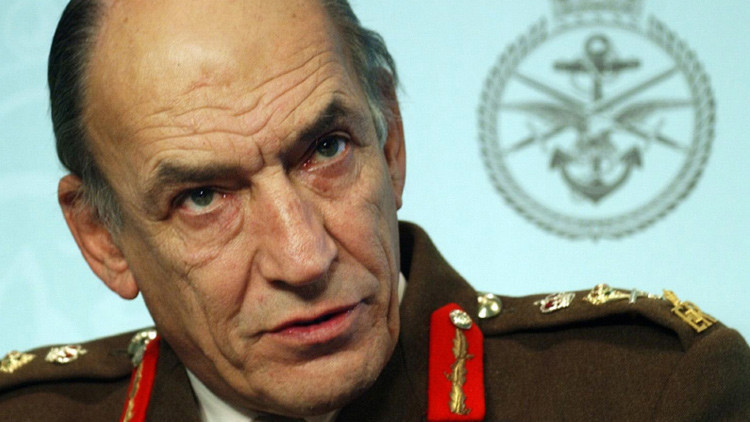 Exgeneral británico propone una operación militar terrestre contra el Estado Islámico